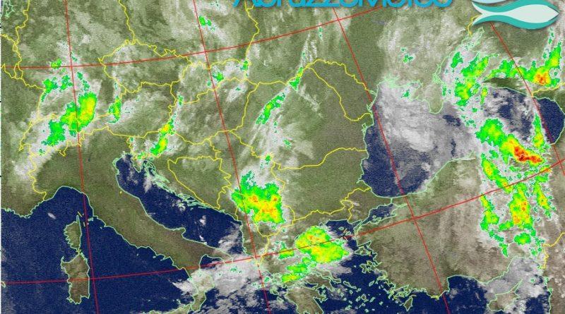 Aria fredda in arrivo favorirà un graduale peggioramento sul settore adriatico e sulle zone montuose con rovesci, temperature in calo e nevicate sui rilievi