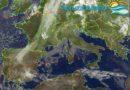 Alta pressione in attenuazione favorirà l'arrivo di una perturbazione atlantica tra oggi e venerdì, con graduale peggioramento anche sulla nostra regione