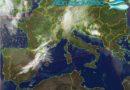 Inizio di settimana caratterizzato dall'arrivo di una perturbazione che, dalle prossime ore, favorirà un graduale peggioramento del tempo anche in Abruzzo