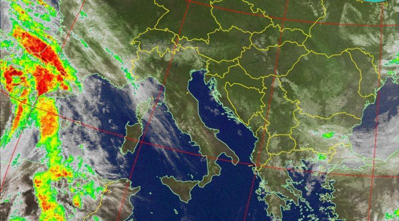 Venerdì Santo all'insegna del tempo stabile e prevalentemente soleggiato, tuttavia una perturbazione atlantica tenderà ad avvicinarsi alla nostra penisola nel fine settimana
