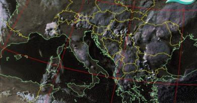Bel tempo al mattino, mentre nel pomeriggio-sera saranno possibili temporali lungo la dorsale appenninica e sul settore orientale della nostra regione