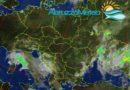 Perturbazione in azione al centro-sud favorirà residue condizioni di instabilità anche sulla nostra regione, specie al mattino. Dal pomeriggio atteso graduale miglioramento delle condizioni atmosferiche