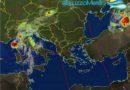 Atteso un ulteriore aumento dell'instabilità con rovesci e temporali anche di forte intensità su Toscana, Umbria, Marche, Lazio, Molise e sulla nostra regione