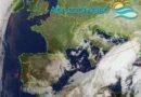 Freddo in graduale attenuazione ma da stasera è previsto un marcato peggioramento su gran parte delle regioni adriatiche a causa della formazione di un profondo vortice depressionario sul Tirreno