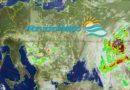 Masse d'aria fresca in arrivo favoriranno un generale calo delle temperature, annuvolamenti e possibili rovesci al mattino lungo le coste e sulle zone collinari, instabilità in aumento nel pomeriggio sulle zone interne