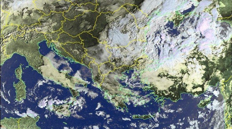 La settimana si apre con condizioni di tempo stabile con possibili annuvolamenti e temperature massime in progressivo aumento fino alla giornata di mercoledì