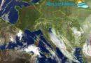 Aggiornamento meteo serale: aria fredda in arrivo, atteso graduale peggioramento nella giornata di venerdì con generale calo delle temperature