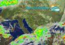 Corpi nuvolosi provenienti dal Mediterraneo occidentale favoriranno un graduale aumento della nuvolosità e possibili deboli precipitazioni tra stasera e mercoledì