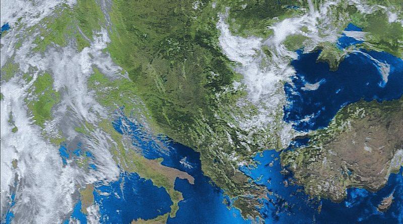 Si apre una settimana caratterizzata da temperature molto elevate su gran parte delle regioni centro-meridionali a causa della persistenza di un promontorio di alta pressione di matrice nord africana